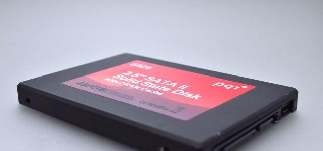 Datenrettung SSD. Bild: Maintec Datenrettung