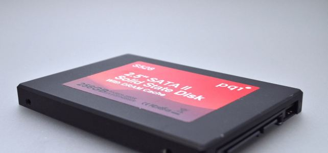 Datenrettung SSD