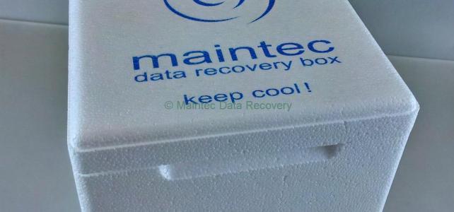 Die Recovery-Box für sicheren Transport