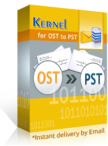 Kernel OST to PST