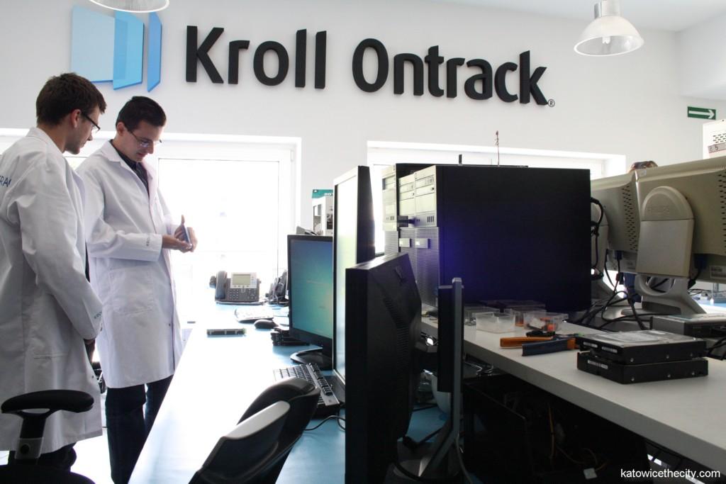 Kroll Ontrack Datenrettung