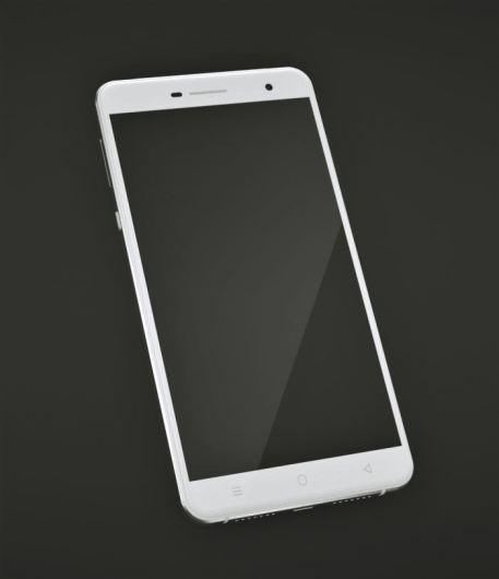 Das erste Smartphone der Welt... Bild: Changhong