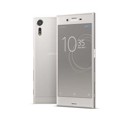 Das neue Sony Xperia XZs in Silber. Quelle: Sony Mobile