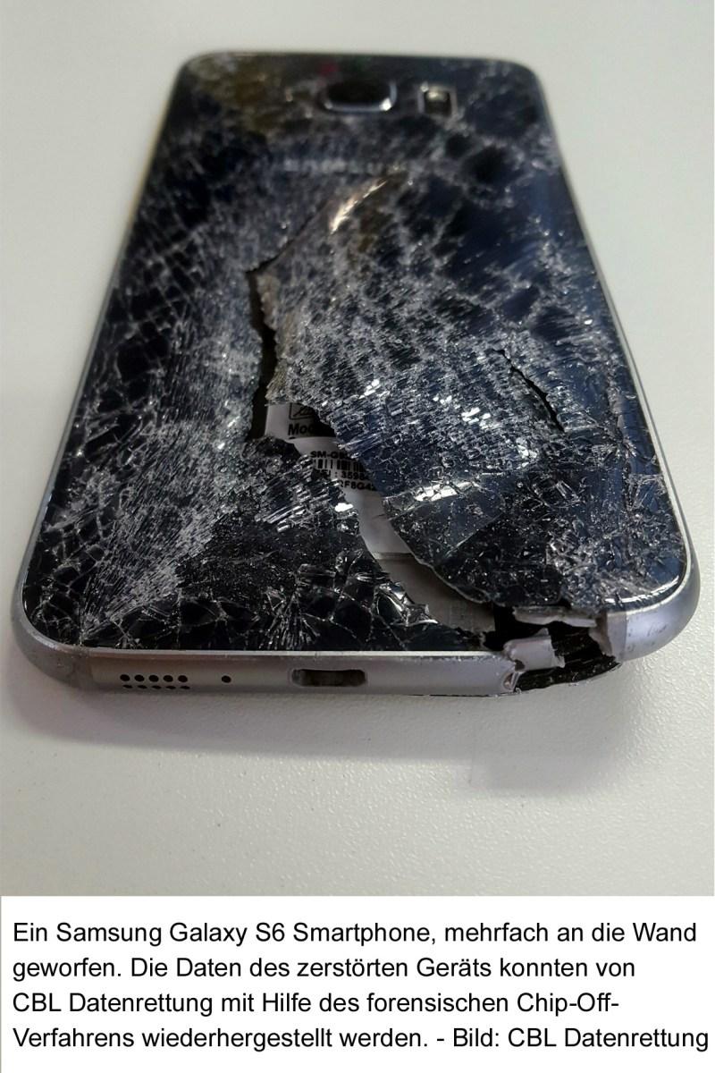 CBL Datenrettung Samsung S6