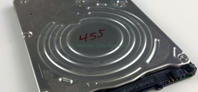 Festplatte geöffnet durch Laien. Datenrettung möglich?