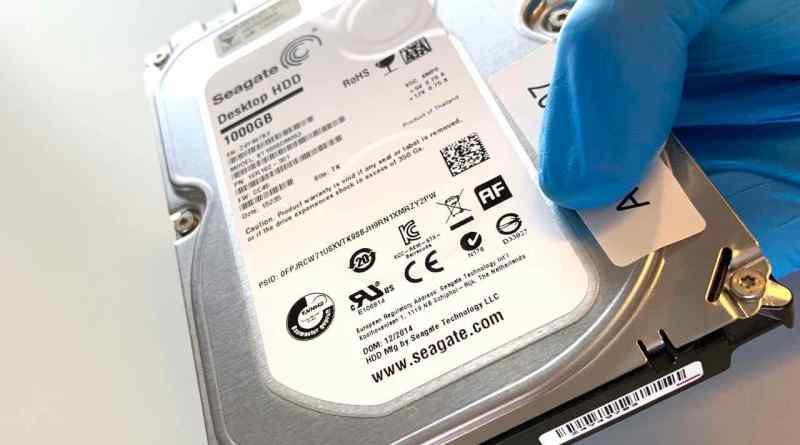 Seagate ST1000DM003 zur Datenrettung