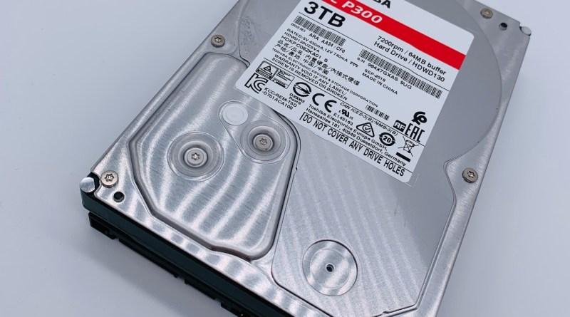 Geheime Bereiche auf Festplatten können einige 100 MB groß sein