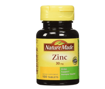Nature Made Zinc Supplements