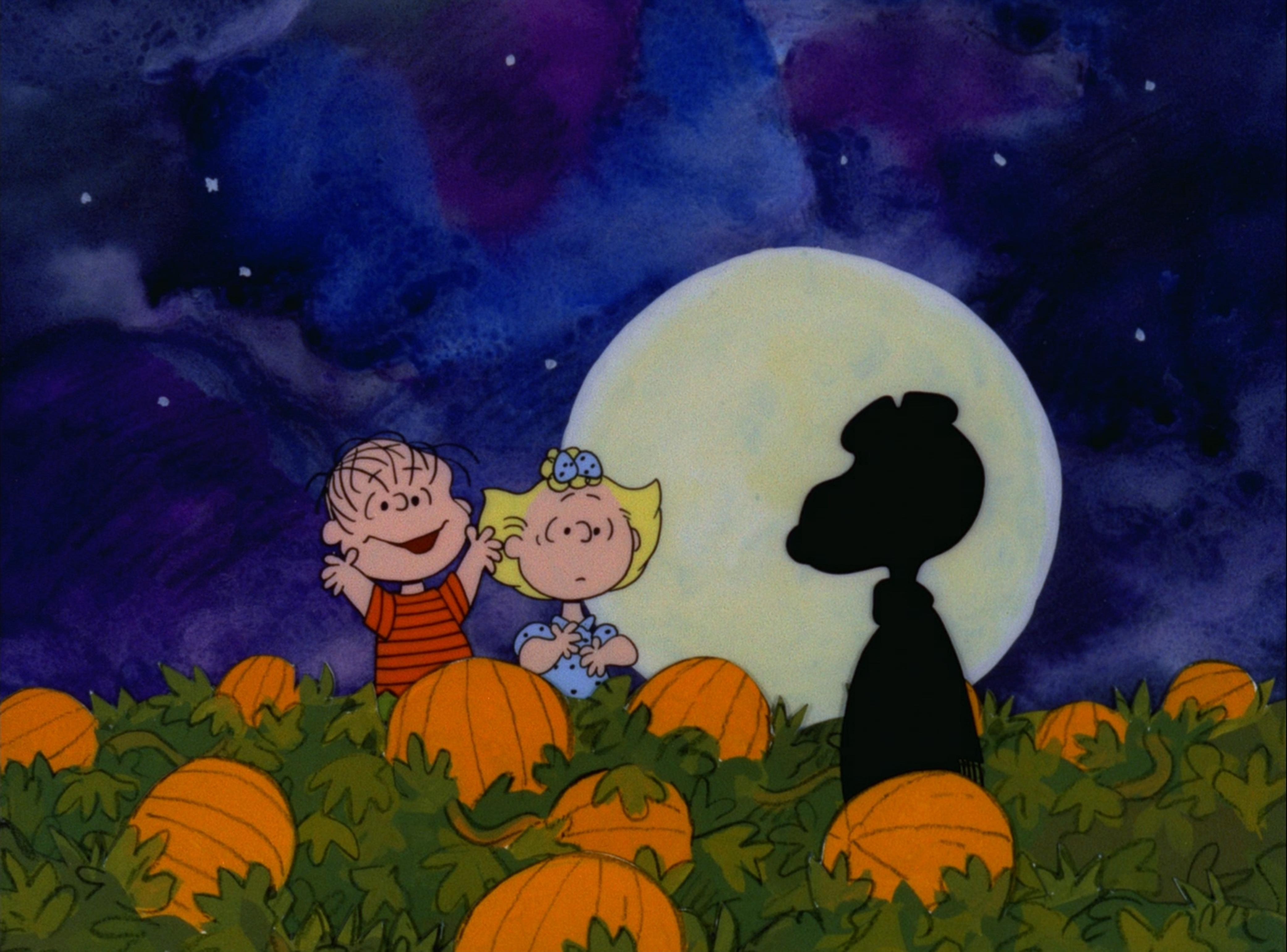 Watch It S The Great Pumpkin Charlie Brown Full Movie