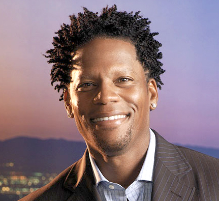 Comedian, Writer, and Pundit D.L. Hughley