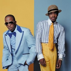 Eclectic Southern Rappers Outkast