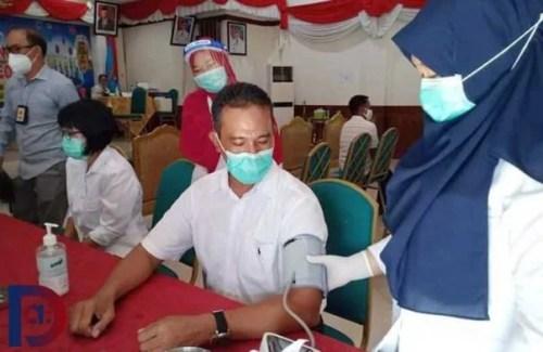 Vaksinasi di Mentawai Dimulai Bupati Sudah Siap siap Malah Batal 1