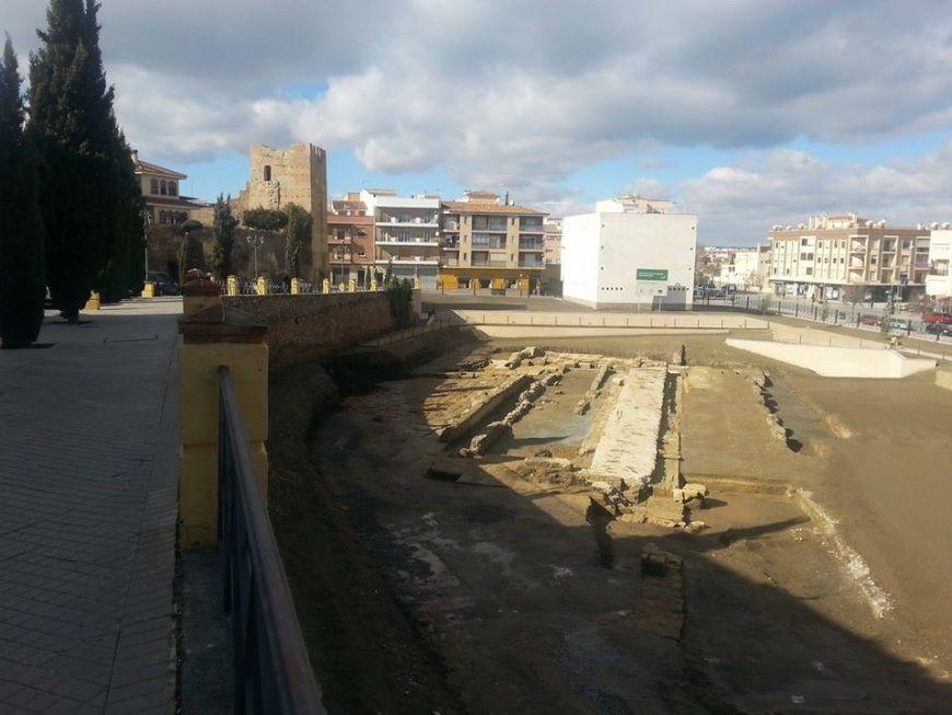 Ruinas Guadix
