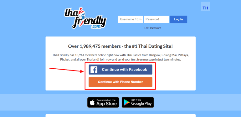 ThaFriendly Review- Biggest Thai Dating