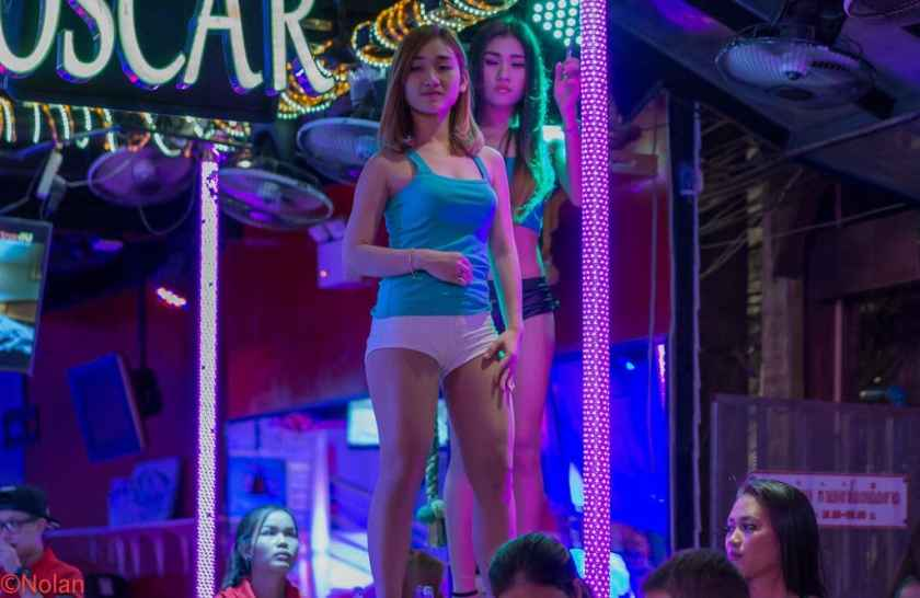 How to deal with young thai girls in thai bars - Go Go bars