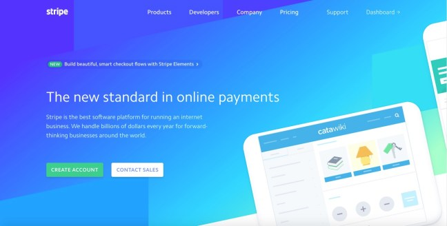stripe global payments