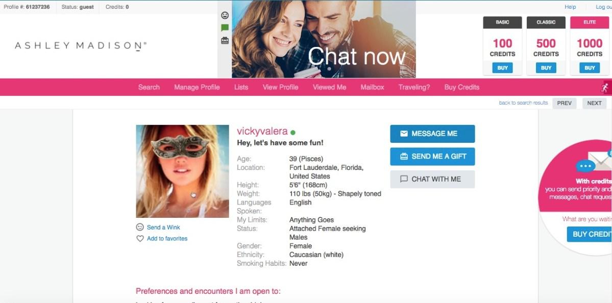 ashleymadison girl profile - ashleymadison girl profile