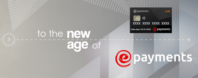 epayments the new age of payments