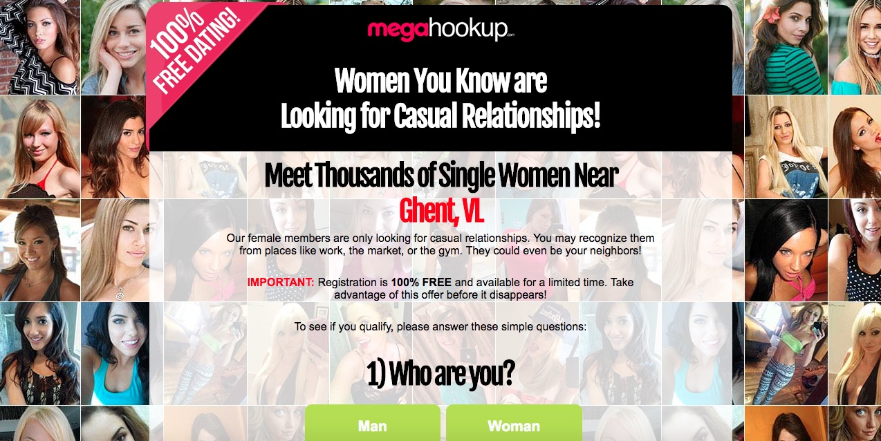 100 free dating sex sites only