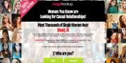 Mega Hookup Review | Legit Adult Dating Site?