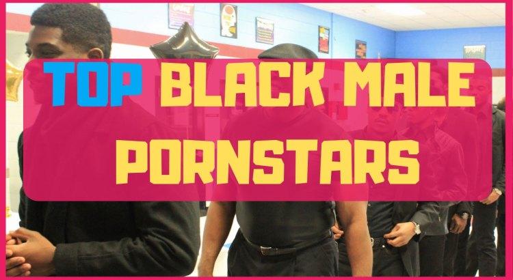 top black male pornstars