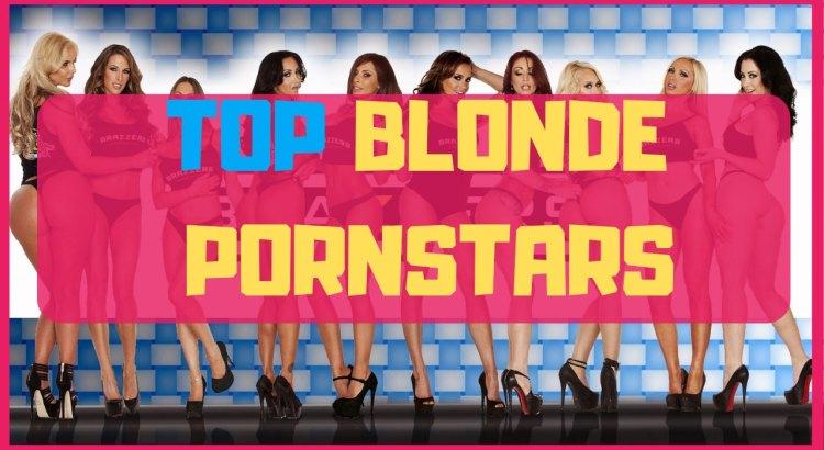 top blonde pornstars