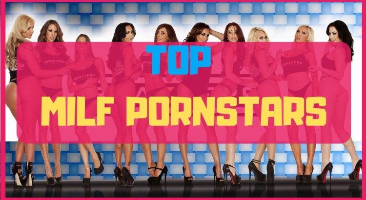 top milf pornstars