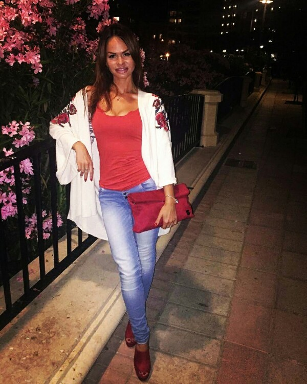 Olga dating for second marriage