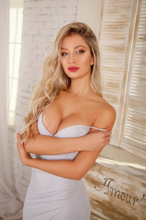 Viktoria russian bridesmaid