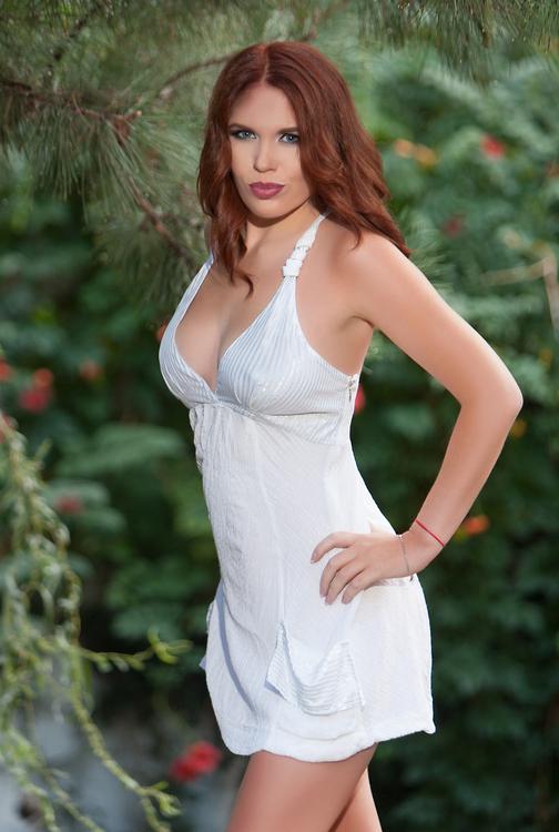 Ekaterina russian bridesmaid
