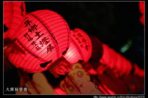 [南投]集集   愛老虎yo 2010集集鄉土燈會