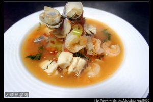 [西餐]湯類 義式海鮮湯