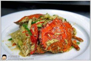 [西餐]蟹類 泰式咖哩椰汁螃蟹