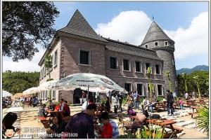 [宜蘭]頭城  金車頭城城堡咖啡館