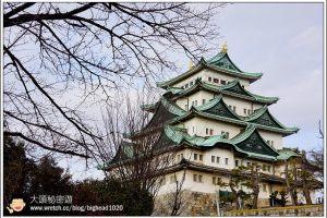[日本中部飛驒高山 DAY7-4]名古屋:名古屋城、大須觀音寺商圈