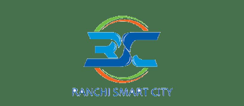 ranchi smart city logo