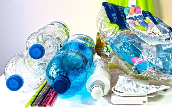 Basura Plástica