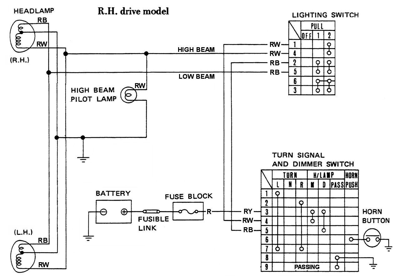Nissan Champ Wiring Diagram : Wiring diagram nissan bakkie for