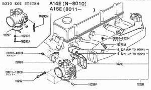 Tech Wiki  EGI : Datsun 1200 Club