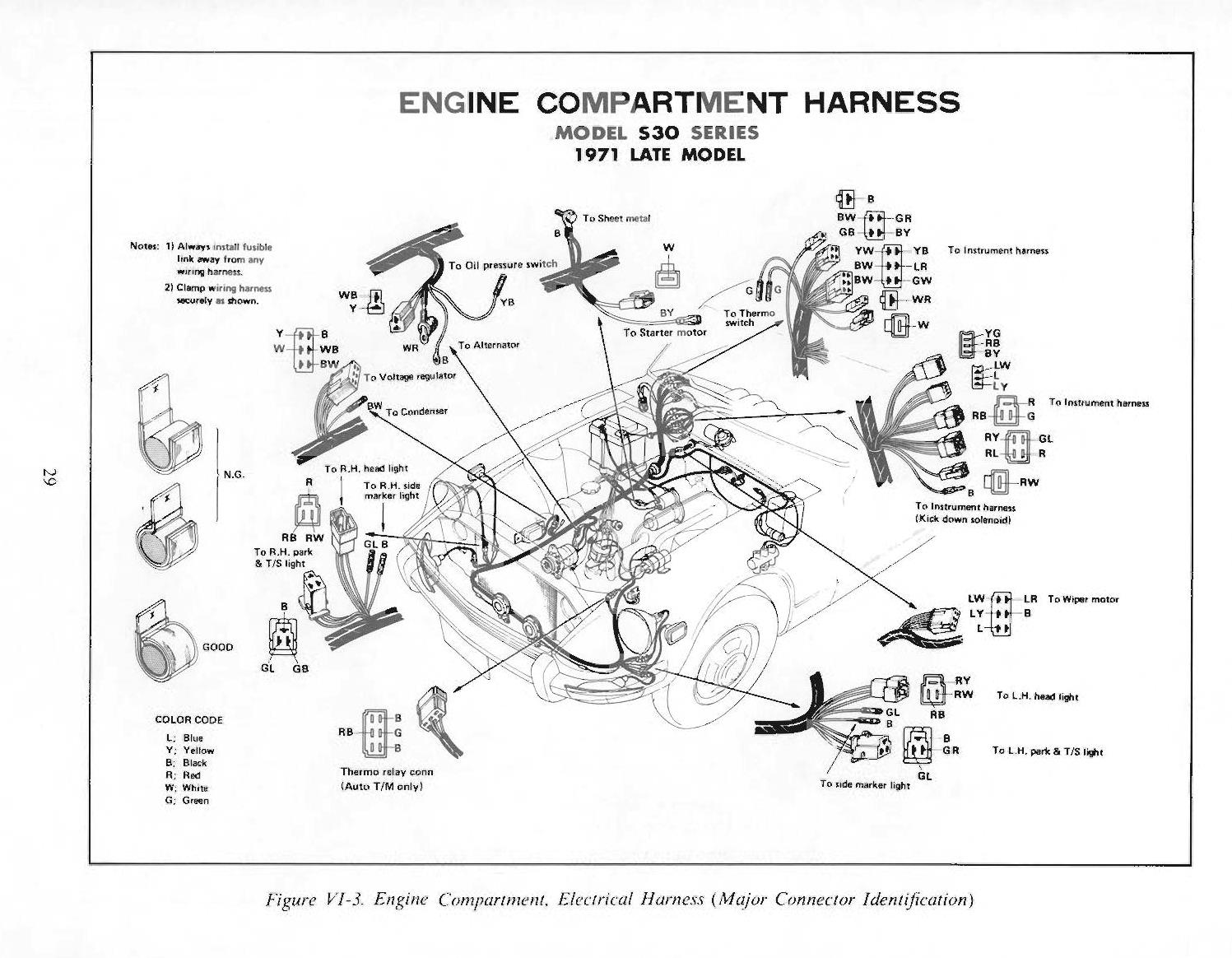 Jeep Alternator Wiring Harness