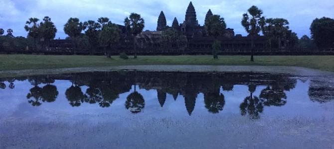 2017年8月のアジア(タイ・カンボジア)の旅行8