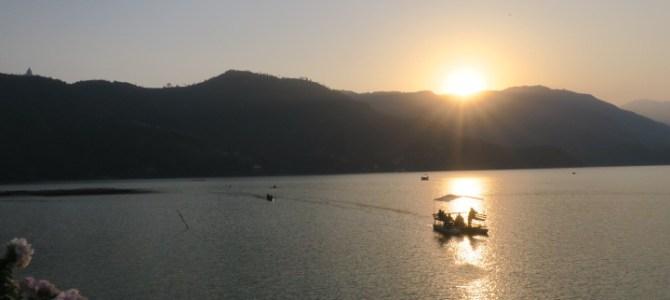ネパール ポカラ  36日目続き2(2018年3月7日)