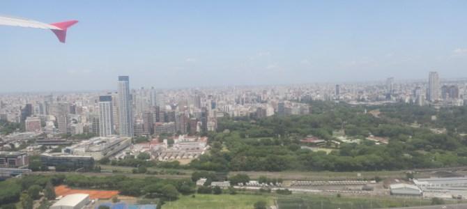 アルゼンチン 国内移動 636DAYS(JAN/17/2020)