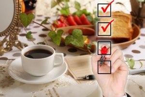 小さな飲食店ができる集客方法5つの選択基準