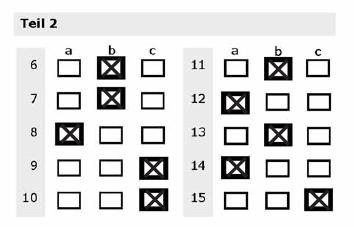 Học tiếng Đức miễn phí với DatTranDeutsch - Bài thi B2 đáp án phần nghe 2