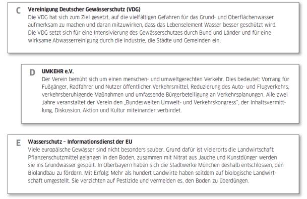 Học tiếng Đức miễn phí với DatTranDeutsch - Bài thi B2 phần đọc 1c
