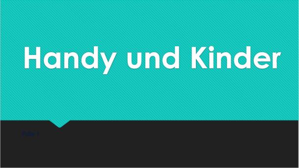 Học tiếng Đức miễn phí với DatTranDeutsch - Thi nói B1 Folie 1