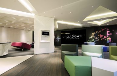 Broadgate Information Centre