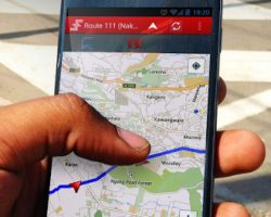 10 Mobile Apps to Start Mapping your City's Transit Network