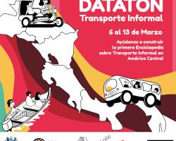 GPIT Y CPSU ORGANIZAN UN DATATÓN SOBRE TRANSPORTE INFORMAL EN AMÉRICA CENTRAL
